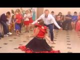 Цыганочка с выходом ! Зажигательный танец на свадьбе