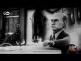 Путин-Штирлиц пришел в кафе