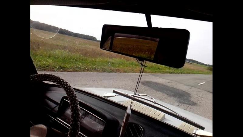 Катаюсь за рулем на ВАЗ 2101