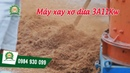 [Khomay vn] MÁY XAY VỎ DỪA 3A11Kw || Cách làm phân bón hữu cơ từ xơ dừa