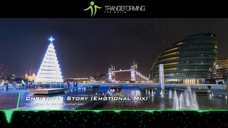 DreamLife Dmitriy Kuznetsov Christmas Story Emotional Mix Music Video Abora Recordings