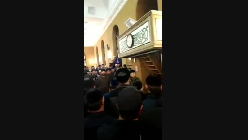 Кадыров и ингуши
