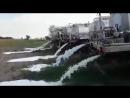 Es gibt weltweit eine Überproduktion von Milch