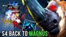 S4 Son of Magnus - Back to his Signature Hero - EPIC Game-winning 4-MAN RP - Dota 2 Gameplay