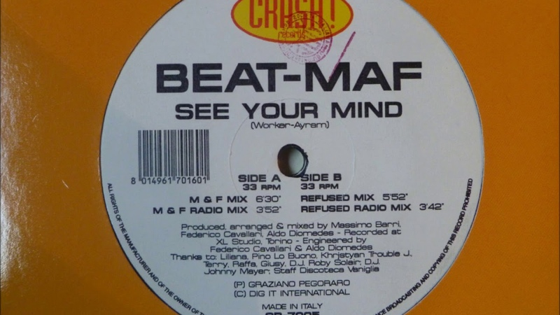Beat-Maf - See Your Mind