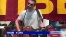 Thom Yorke Street Spirit Fade Out Live at Tibet Freedom Rally 1998 1080p 60fps