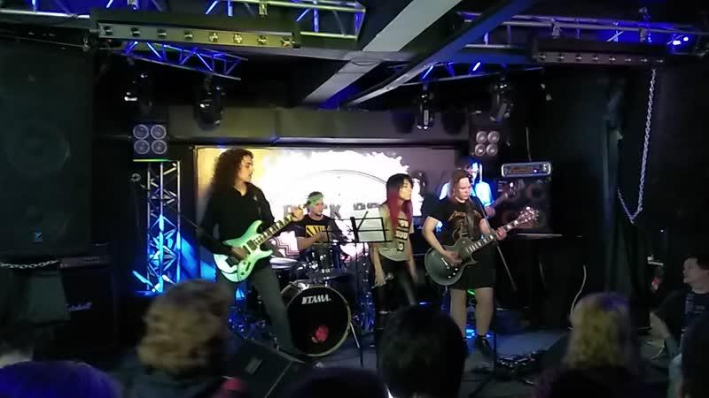 Джэм трибьют Metallica в Рок Баре 27.01.2019 Fade to Black
