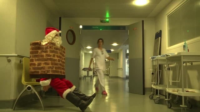 Christmas occupational accident