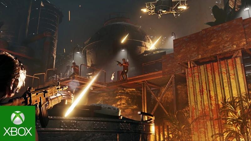 Shadow of the Tomb Raider: Makeshift Arsenal