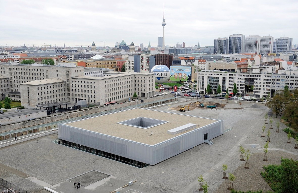 Sk6B5et-760 Потсдамская площадь и окрестности. Берлин.