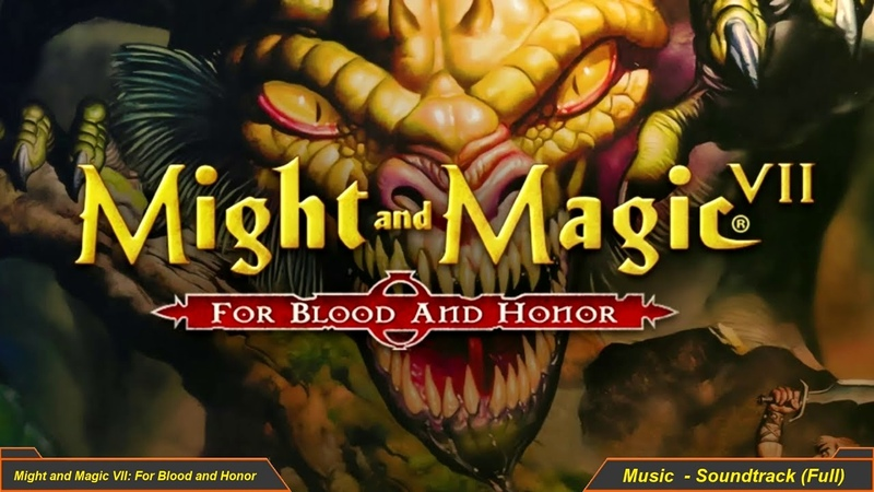 Might and Magic VII For Blood and Honor 💙 Music - Soundtrack (Full) 💙 27