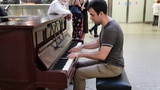 George Gershwin - The Man I Love (piano cover by Anton Svetlichny, London, St Pancras)