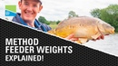 Method Feeder Weights - Explained! - with Lee Kerry