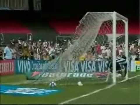 30/05/2010 - Brasileirão 2010 - Atlético-MG 1x3 Fluminense - GOLS