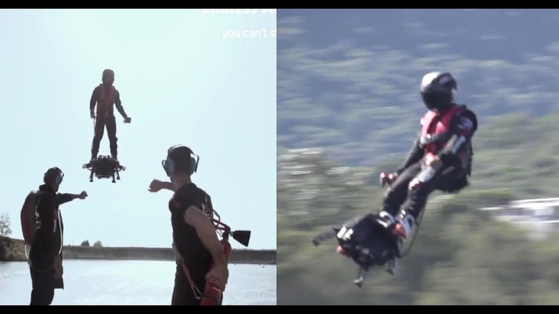 Zapata Flyboard Air Worlds first world record Endless Action Party 2018 (COMPILATION)