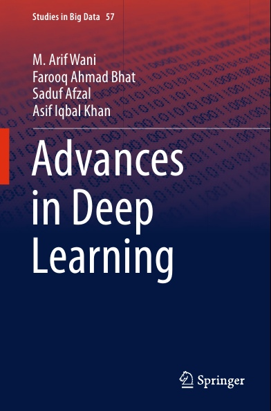 Advances in Deep Learning (Studies in Big Data)