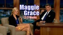 Maggie Grace Brought Her Legs With Her 2 2 Appearances In Chron Order HD