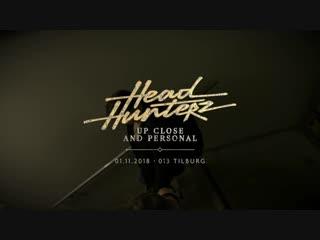 Headhunterz - Destiny LIVE at 013 (The Netherlands)
