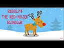 Rudolph The Red Nosed Reindeer | Christmas Songs for Kids | Reindeer Song | The Kiboomers