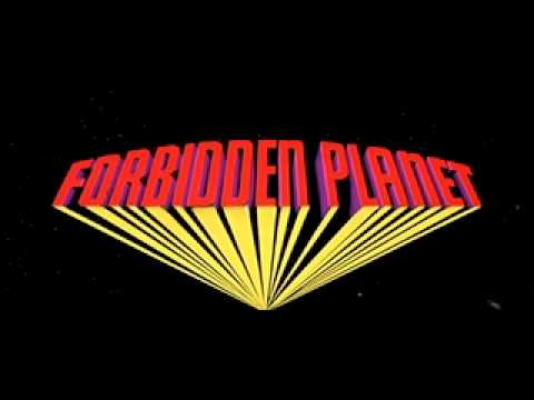 FORBIDDEN PLANET Soundtrack a Main Titles Overture b Giant Footprints In The Sand