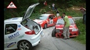Crash Show Rallye Montagne Noire 2004 Remember Passats de canto