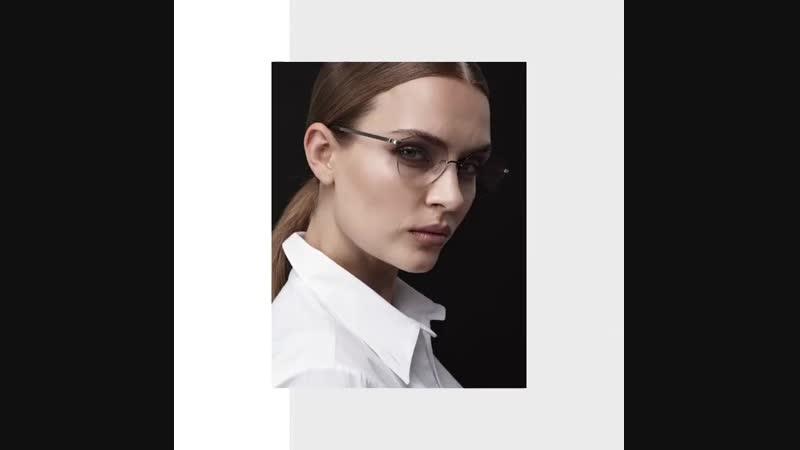 Жозефин для «Lindberg Eyewear» (2019)