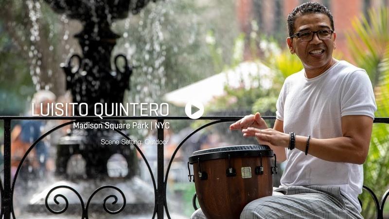 Luisito Quintero | Zoom Q2n-4K