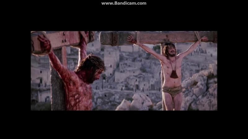 Отрывок из фильма - Страсти Христовы
