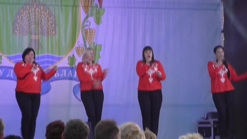 12 06 2018 День России Народный вокальный квартет Шлягер с Мазанка