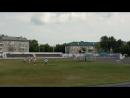Фэйр-плей в матче Куйбышев - Ордынка
