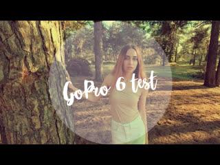GoPro 6 video test