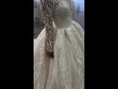 Невероятно шикарное платье невесты 😍👑💟 Богатое кружево, королевский шлейф 💖