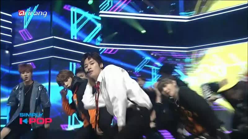 181006 THE BOYZ - Right Here @ Simply K-Pop