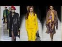 ТЕНДЕНЦИИ МОДЫ ОСЕНЬ -ЗИМА 2018/2019 от кутюр💜 Versace Armani Chanel Dior DolceGabbana