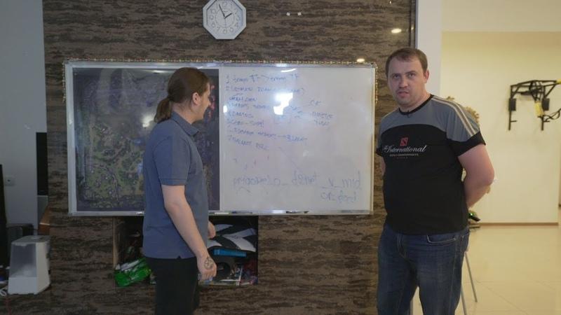 V1lat в гостях у Team Spirit и Espada TI8