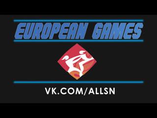 Ii european games   gymnastics acrobatic