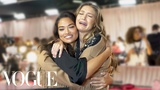 Gigi &amp Bella Hadid, Taylor Hill and More Victoria's Secret Models Play Two Truths and a Lie Vogue