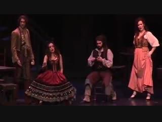 Квинтет контрабандистов из оперы Бизе