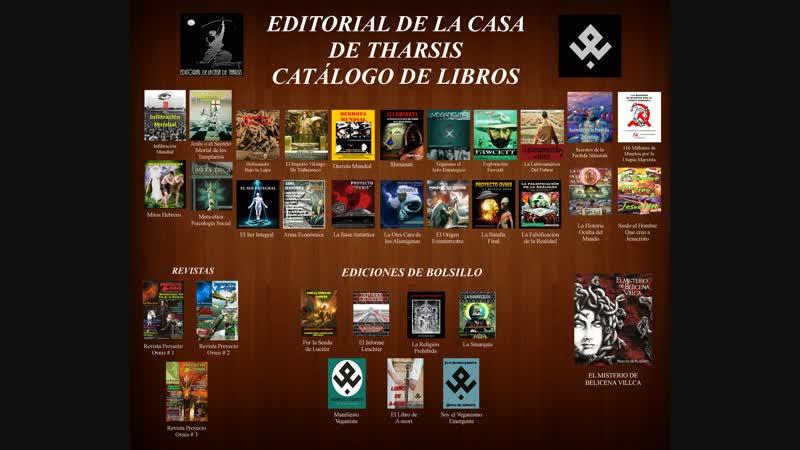 LIBRO LA LATINOAMÉRICA DEL FUHRER Y PROYECTO OVNIS 3