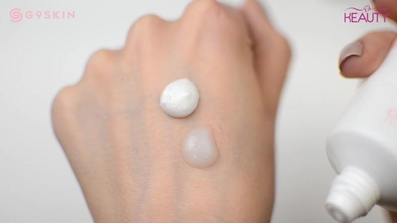 Пенки для умывания G9SKIN White In Milk Foam (Mild Whipping)