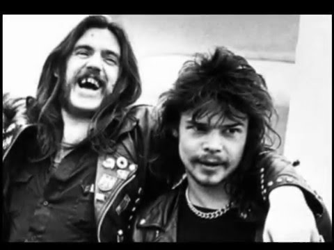 Lemmy R.I.P. Remember Me, I'm Gone Motorhead B side.