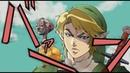 The Legend of Zelda Breath of The Wild Opening「 JoJo no Kimyou na Bouken Stardust Crusaders」