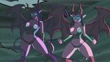 A Hearthstone Battle T4k Cartoons
