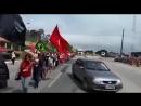 Terceiro dia de marcha LulaLivre