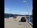 Приморский край продолжение Мы уже добрались до Владивостока ⠀ Пока все спят мы несём трудовую вахту ⠀ Чтобы жить в домик