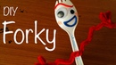 Making Forky l Toy Story 4