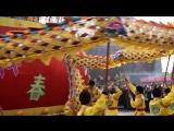 Танец Дракона. Город Чунцин. Китайский Новый Год.