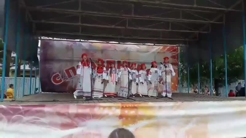 Фольклорный ансамбль Веснушки