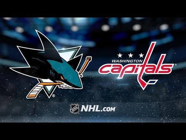 San Jose Sharks vs Washington Capitals | Jan.22, 2019 | Game Highlights | NHL 2018/19 | Обзор матча