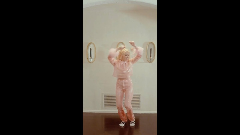 Carly Rae Jepsen Party For One Vertical Video